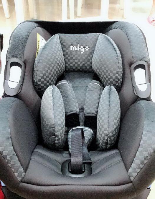 进口儿童安全座椅0-3岁适用法拉利