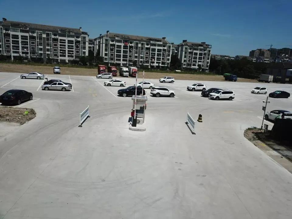 1853个停车位开放:千灯镇六座新建公共停车场即将免费试运行