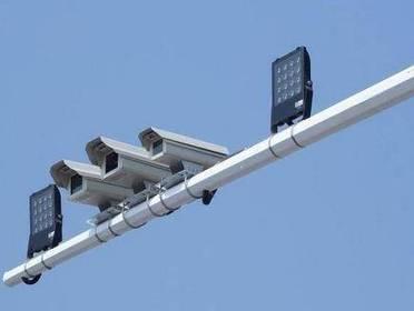 罚款+扣分,开车注意!昆山129个路段新增抓拍设备
